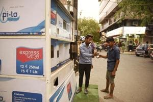 North and East Delhi will get water ATMs