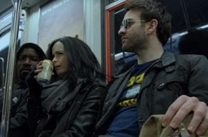 Marvel shows 1st episode and a new trailer for The Defenders at...