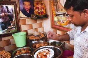 Tried and Tasted: Ever had the best kalmi vada chat in Delhi? Head to...