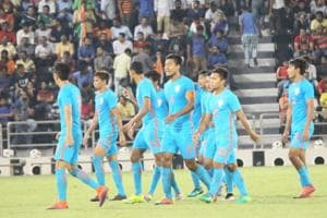 India U-23 football team loses to Qatar, out of AFC Championship...