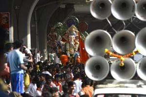 This Ganeshotsav, Mumbaiites will groove to songs about waste...