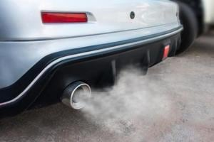 Think you're safe from pollution inside the car? It actually may be...