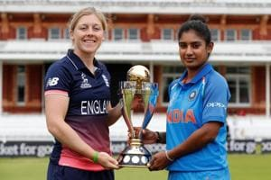 Women's Cricket World Cup: Heather Knight aiming for 'perfect' final...