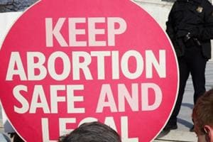 The MTP Act 2014 makes safe abortion easier, it should be passed