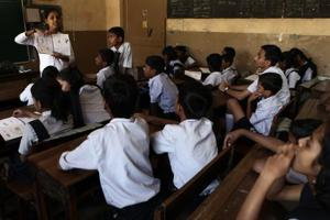 Will bring detention policy in classes 5 and 8, says education...