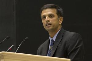 Rahul Dravid won't tour with India's senior team: Vinod Rai