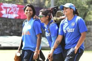 Watch: Mithali Raj shows off her dance moves during semi-final vs...