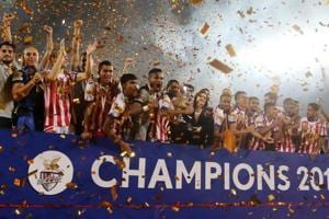 Atletico Madrid deal over, will still be called ATK in ISL 2017:...