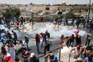 6 killed as tensions over shrine turn violent in Israel
