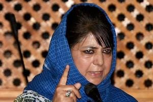 Kashmir would become Syria if America intervenes: Mehbooba Mufti