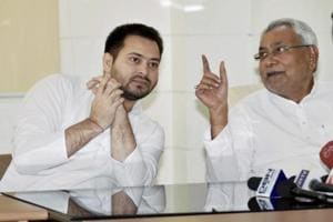 Despite a much-publicised meeting between Bihar chief minister Nitish Kumar and his  deputy Tejashwi Prasad Yadav, the JD(U) has once again asked Tejashwi to explain the source of his wealth.