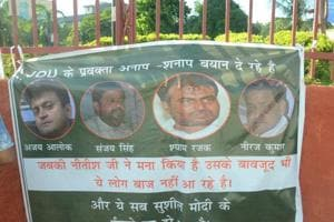 GA trouble over deputy CM Tejashwi exit pitch: posters slamming JD (U)...