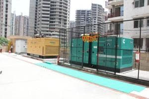 In a first, Noida high-rise to run diesel gensets on PNG fuel