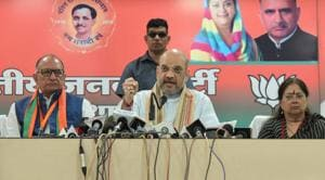 Raje government gets Shah pat