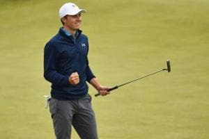 Jordan Spieth emerges from epic duel to win British Open Golf