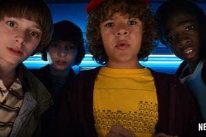 Stranger Things reveals awesome new trailer for season 2 set to MJ's...
