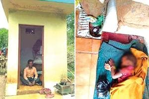 Odisha tribal family that lived in toilet built under Swachh Bharat...