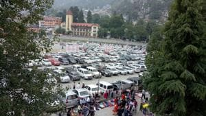 Nainital battles to end parking pangs