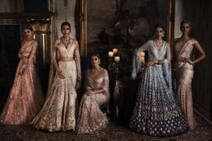 Designer Tarun Tahiliani will be showcasing occasion wear and RTW bridalwear at India Couture Week 2017.