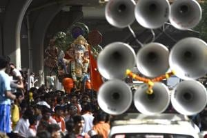 Last year, noise levels during Ganpati reached 116.4 dB. In 2015, noise levels reached 123.7 dB (as loud as a thunderclap).