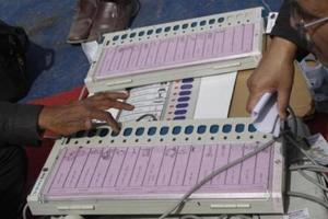 EVM malfunctioned during local polls in Maharashtra's...