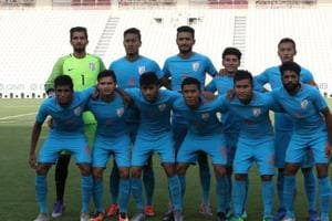 India finished third in group C behind Qatar and Syria on three points.