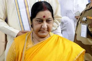 Sushma Swaraj to hold talks on 39 abducted Indians with Iraqi...