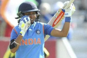 Harmanpreet Kaur set for Railway promotion after Women's Cricket World...