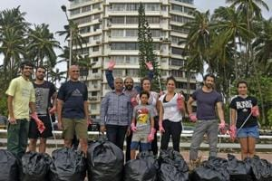 These volunteers bring sweeping change to Mumbai's Carter Road, thanks...