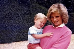 Princes William and Harry had 'short' chat with Diana on day she died