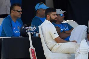 Virat Kohli's choice of Ravi Shastri reflects influence of captains in...