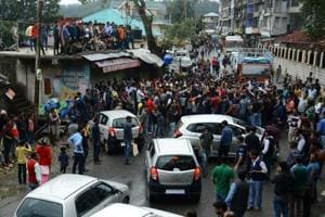 Kotkhai gangrape-murder: Left activists lay siege to Theog as BJP...