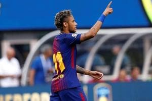 Neymar scores sublime double as FC Barcelona defeat Juventus