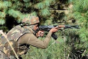 Militant killed as Army foils infiltration bid in Kupwara district