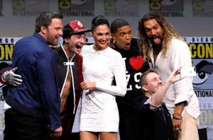 Ben Affleck shares new Justice League trailer at Comic-Con, promises...
