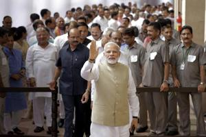 Why can't Modi speak a little bit more to Indian journalists? | Karan...