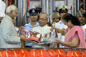 President Pranab Mukherjee laments declining time spent in lawmaking