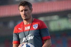 Did ATK want Ashley Westwood as coach before Teddy Sheringham?
