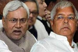 Differences between CM Nitish Kumar and RJD chief Lalu Prasad spell bad omen for grand alliance.