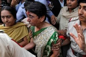 Maya Kodnani was in hospital on day of 2002 Naroda Gam riots: Witness