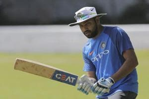 India vs Sri Lanka: Rohit Sharma unfazed by fight for spots ahead of...