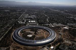 Apple's new HQ: $5-bn Apple Park almost ready, finishing touches...
