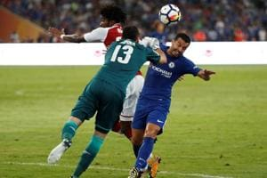 Pedro suffered multiple fractures in collision with David Ospina-...