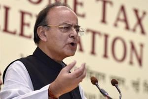 Finance minister Arun Jaitley introduces Banking Regulation Bill