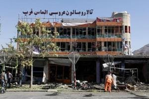 35 killed in Taliban attack on central Afghanistan hospital