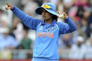 Mithali Raj named skipper of ICC Women's World Cup XI