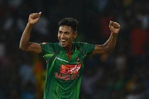 Mustafizur Rahman named eighth icon player for Bangladesh Premier...