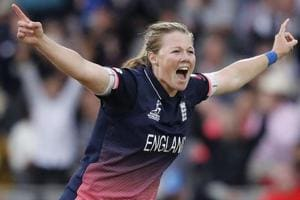 Anya Shrubsole:Bowling star who gave England the Women's Cricket...