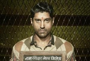 Farhan Akhtar is behind the bars in first look of Lucknow Central, see...