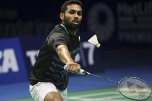 HSPrannoy beats Parupalli Kashyap to lift USOpen badminton title
